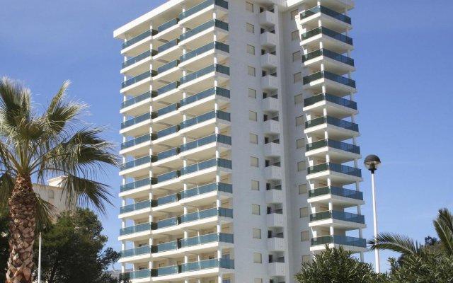 Отель Apartamentos Larimar вид на фасад
