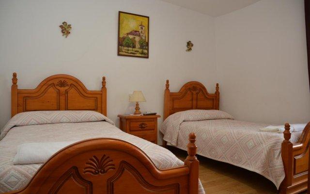 Отель Pension Zamora комната для гостей