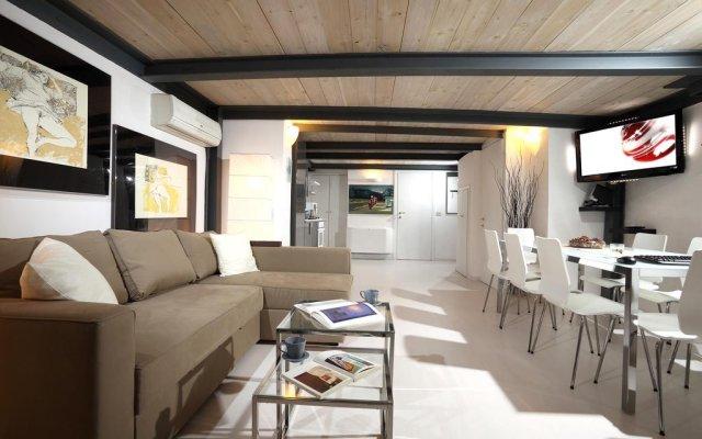 Отель Rome Luxury Rental - Vicolo Palle комната для гостей