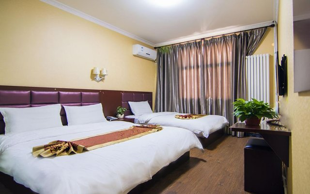 Отель Xianyang Fu Rui Inn Китай, Сяньян - отзывы, цены и фото номеров - забронировать отель Xianyang Fu Rui Inn онлайн комната для гостей