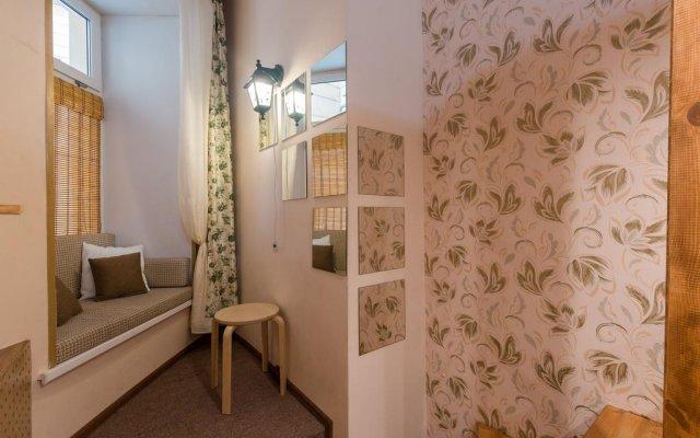 Гостиница Теrеm'ОK na Vasilievskom комната для гостей