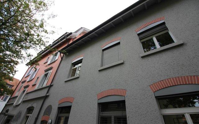 Отель Swiss Star Oerlikon Inn вид на фасад