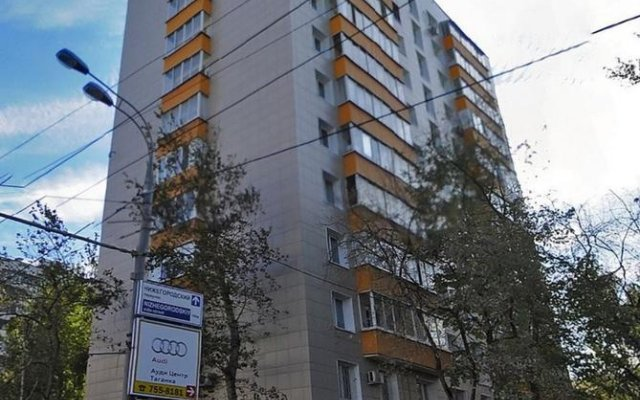 Апартаменты Apartments at Proletarskaya вид на фасад