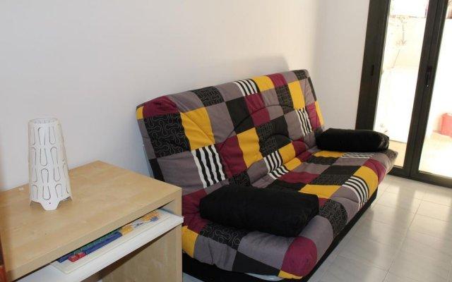 Отель Apartamento Puig Rom 102 Курорт Росес комната для гостей