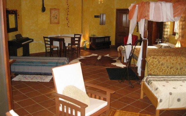 Отель B&B Sardaferie Ористано комната для гостей