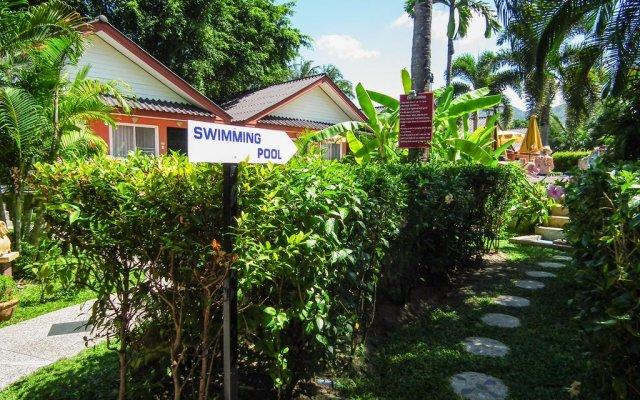 Отель Andaman Seaside Resort вид на фасад