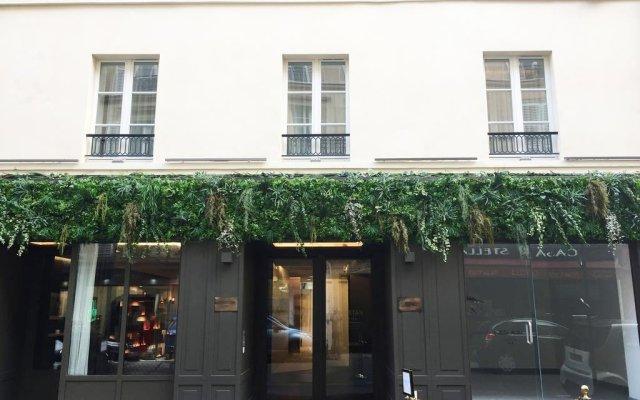 Отель Amastan Франция, Париж - отзывы, цены и фото номеров - забронировать отель Amastan онлайн вид на фасад