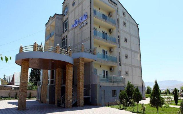 Гостиница Ак-Гель вид на фасад