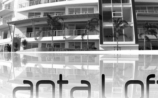 Отель Lanta Loft городской автобус