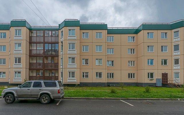 Гостиница Pushkin-Dom Na Gospitalnom вид на фасад