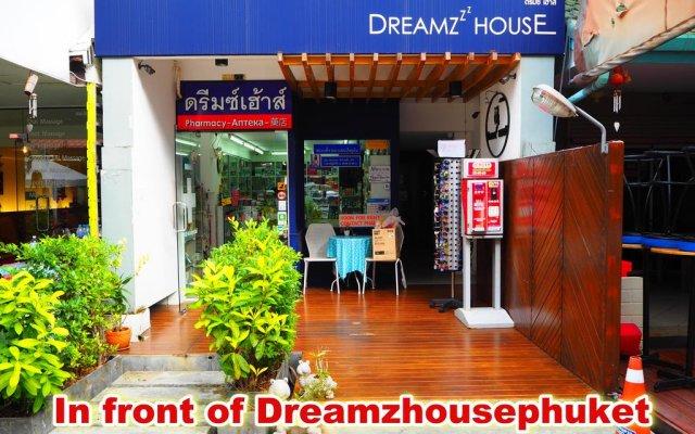 Отель Dreamz House Boutique вид на фасад
