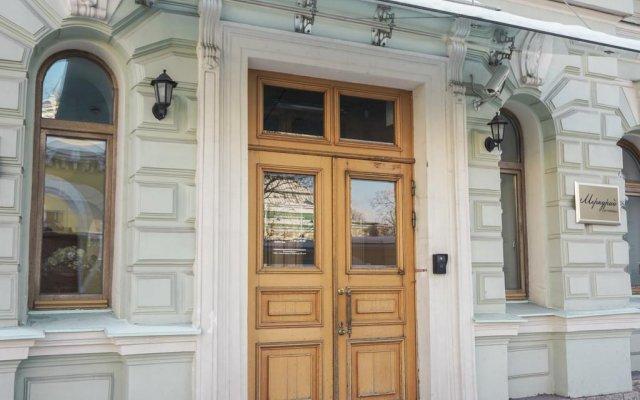 Гостиница Меркурий в Санкт-Петербурге отзывы, цены и фото номеров - забронировать гостиницу Меркурий онлайн Санкт-Петербург вид на фасад