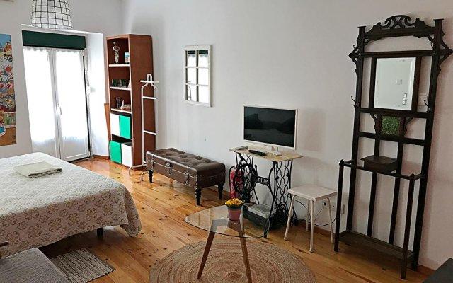 Отель Alfama's Nest комната для гостей