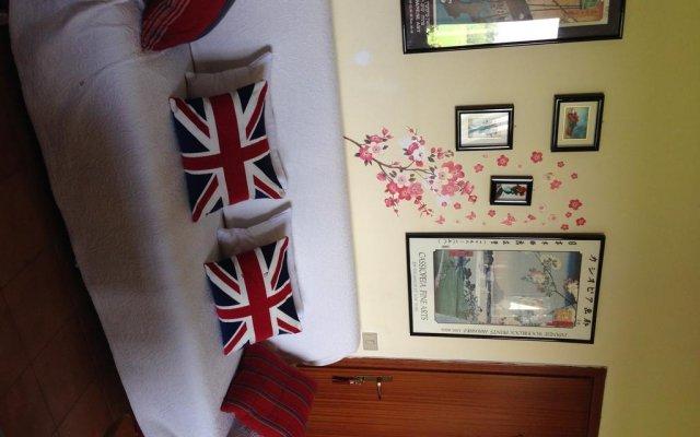 Отель Appartamento Cascina Colombaia Базильо удобства в номере