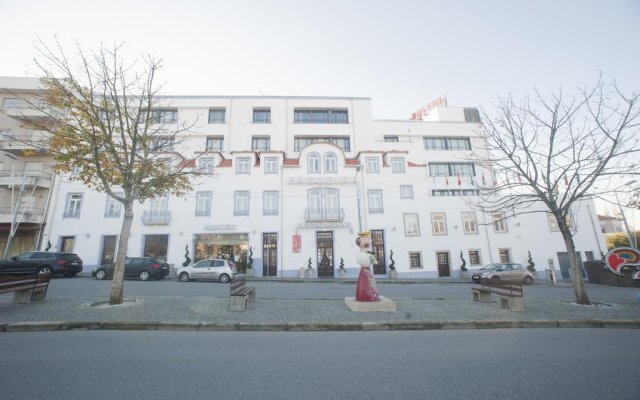 Hotel Bagoeira вид на фасад
