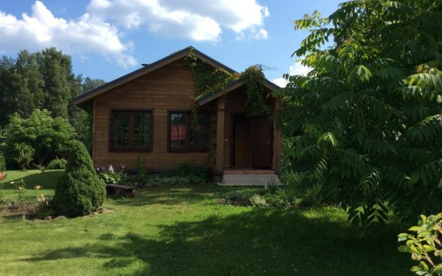 Гостиница Country House On Onega вид на фасад