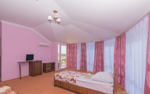 Гостиница Дядя Степа комната для гостей