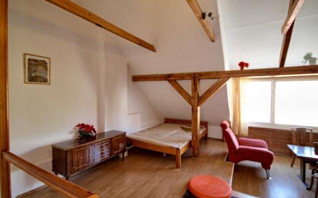 Апартаменты Trakų Street Apartment Вильнюс комната для гостей