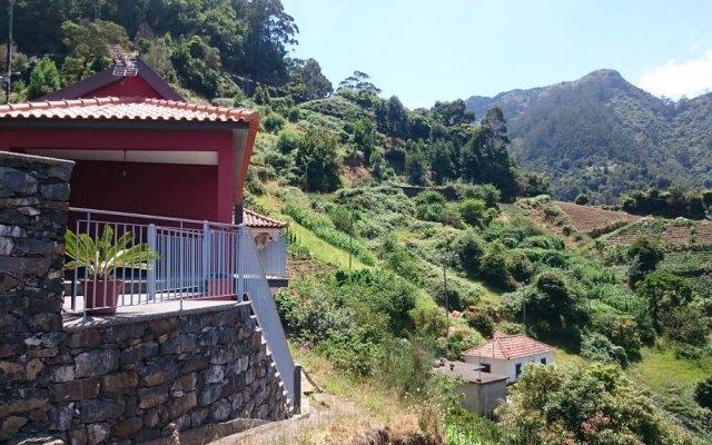 Отель Casa do Cabeco вид на фасад