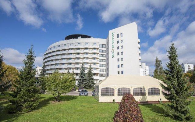 Гостиница Holiday Inn Moscow Seligerskay