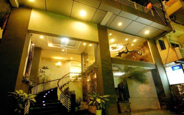 Brandi Nha Trang Hotel вид на фасад