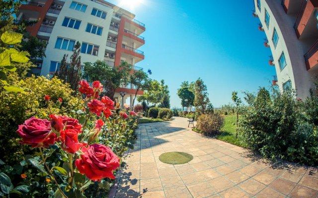 Отель Riviera Fort Beach Болгария, Равда - отзывы, цены и фото номеров - забронировать отель Riviera Fort Beach онлайн