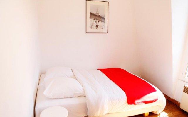 Отель Bassin De La Villette Upto 4 комната для гостей