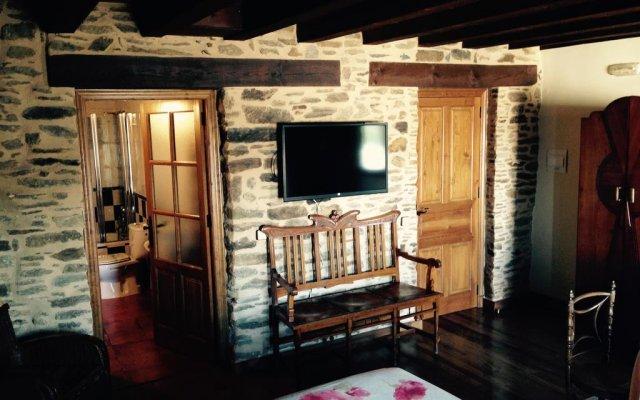 Отель La Hoja de Roble комната для гостей