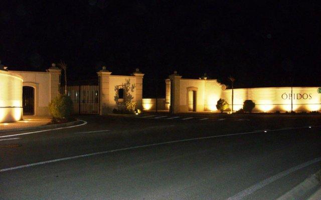 Отель Villa Mimosa вид на фасад