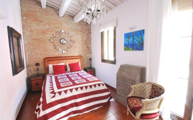 Отель Fraternitat Sdb Барселона комната для гостей