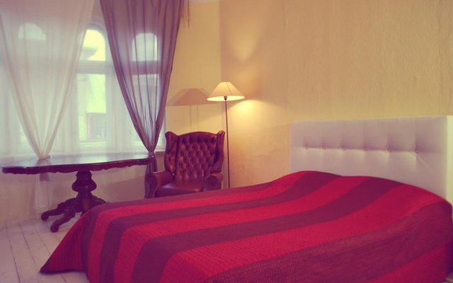 Hostel Latberry комната для гостей
