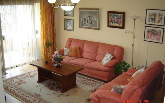 Отель Antim Parvi Apartment Болгария, Пловдив - отзывы, цены и фото номеров - забронировать отель Antim Parvi Apartment онлайн комната для гостей