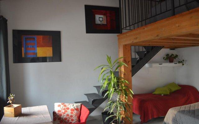 Отель B&B Cascina Bedria Кьяверано комната для гостей