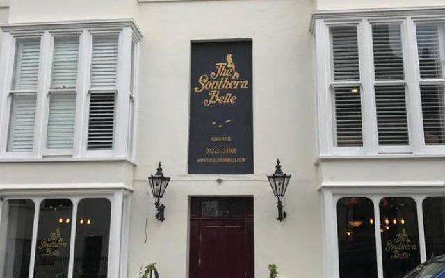 Отель The Southern Belle вид на фасад