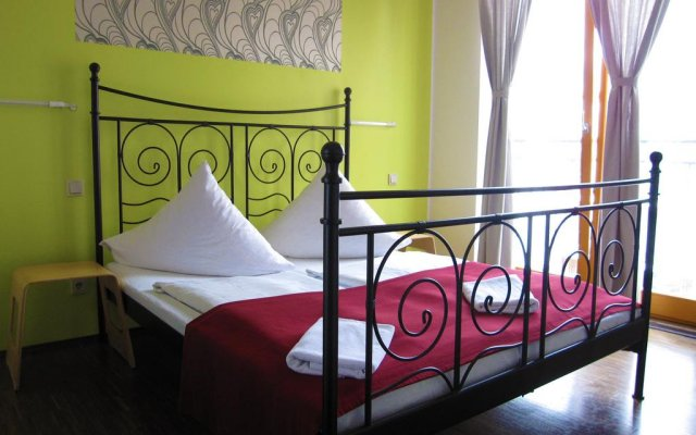 Baxpax Downtown Hostel Hotel Берлин комната для гостей