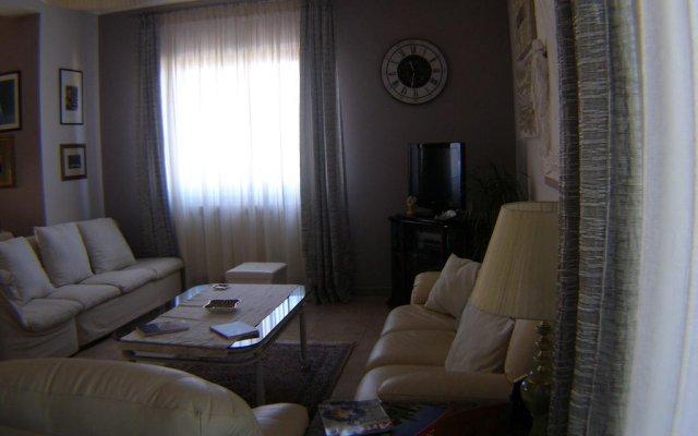 Отель B&B Domus Tiberio Пиццо комната для гостей
