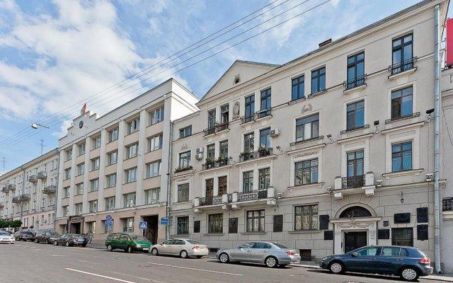 Апартаменты Royal Stay Group Apartments 3 вид на фасад