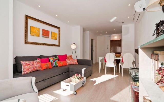 Отель La Latina Star 2 Мадрид комната для гостей