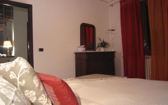 Отель Alle Porte Del Monferrato Бальдиссеро-Торинезе комната для гостей