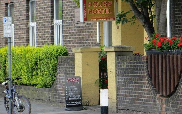 Отель Abercorn House Великобритания, Лондон - отзывы, цены и фото номеров - забронировать отель Abercorn House онлайн вид на фасад