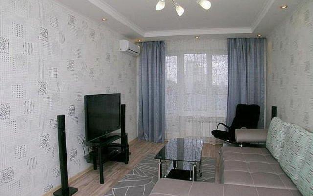 Апартаменты Posutochno Apartment at Paveletckaya II комната для гостей