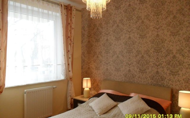 Отель Apartament Przy Plaży комната для гостей