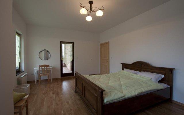 Отель Villa Kadem Варна комната для гостей