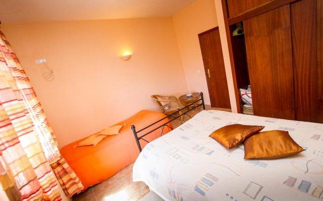 Отель Casas Da Quinta Машику комната для гостей