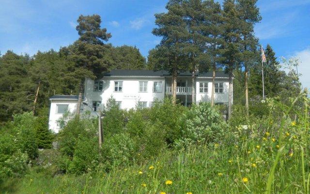 Отель Furulund Pensjonat вид на фасад
