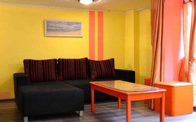 Отель Apartamenti Krista Латвия, Юрмала - отзывы, цены и фото номеров - забронировать отель Apartamenti Krista онлайн комната для гостей