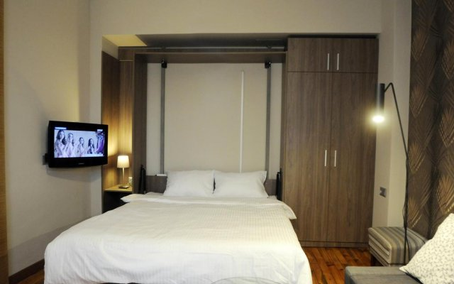 Отель Rentapart Step комната для гостей