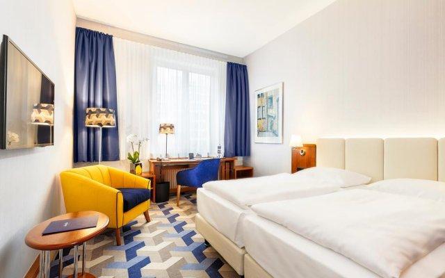 Отель Seaside Park Hotel Leipzig Германия, Лейпциг - 1 отзыв об отеле, цены и фото номеров - забронировать отель Seaside Park Hotel Leipzig онлайн комната для гостей