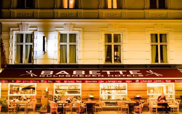 Отель Babette Guldsmeden Дания, Копенгаген - отзывы, цены и фото номеров - забронировать отель Babette Guldsmeden онлайн