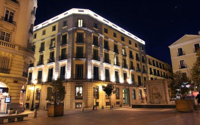 Radisson blu hotel madrid prado madrid spain zenhotels for Hoteles en la calle prado de madrid